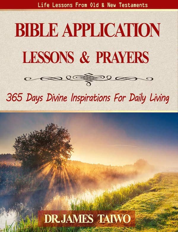 Bible Application Lessons