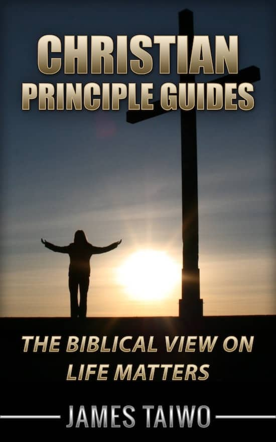 christian principle guide book