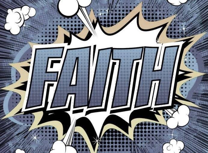 persistent faith