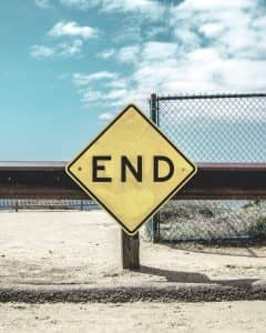 signs of end time