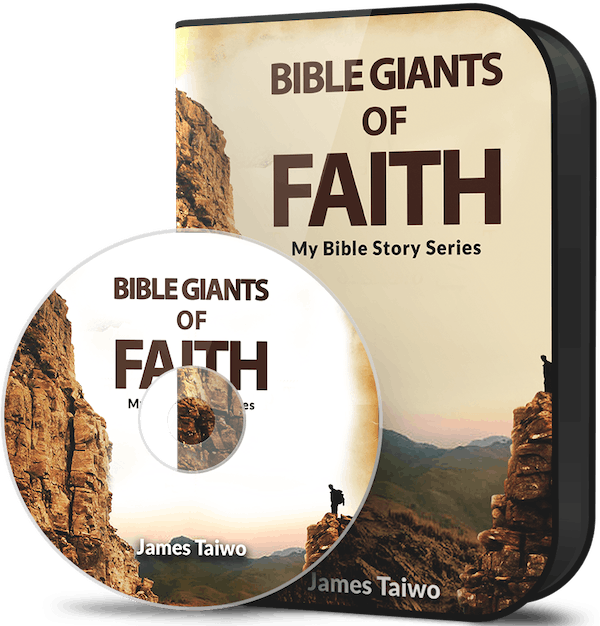 bible giants of faith audiobook