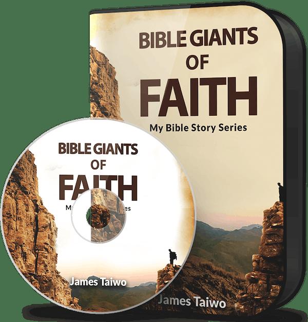 bible giants of faith audiobook