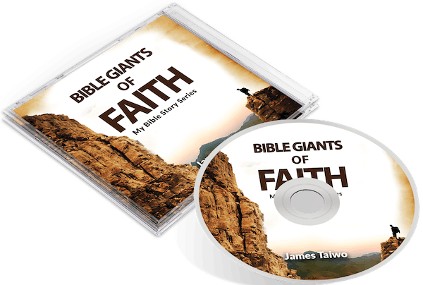 bible giants of faith cd