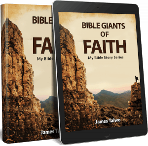 Bible Giants of Faith - book