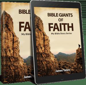 Bible Giants of Faith - book