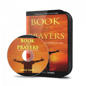 Book of Prayers -audiobook